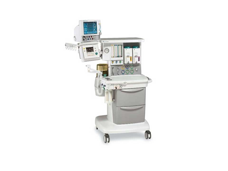 Máquina de anestesia GE Datex-Ohmeda Aespire S5